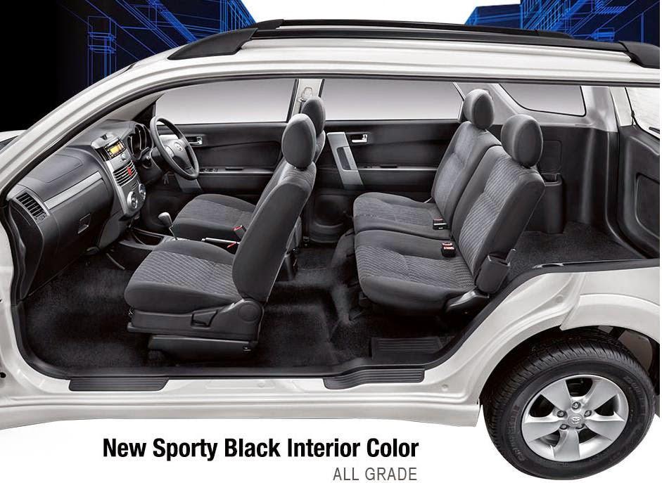 Harga New Toyota Rush Dan Fitur Terbaru 2015