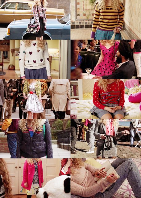 Get The Look: Carrie Bradshaw in The Carrie Diaries