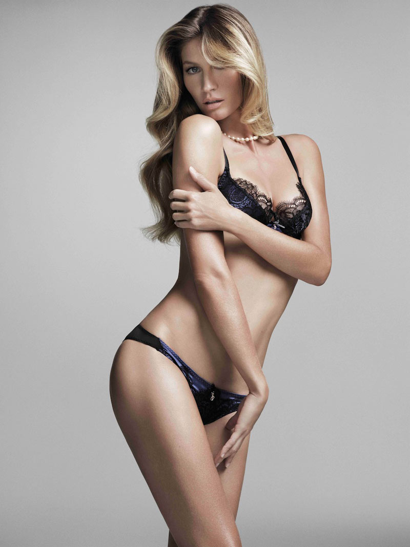 The Essentialist - Fashion Advertising Updated Daily ... Gisele Bundchen