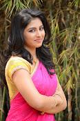 kruthika jayakumar half saree stills-thumbnail-17