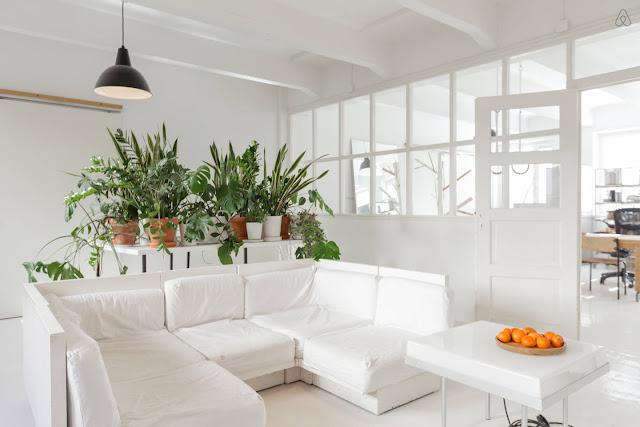 A designer's loft in Helsinki
