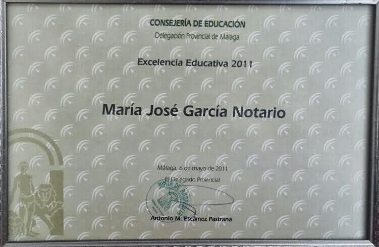 EXCELENCIA EDUCATIVA 2011