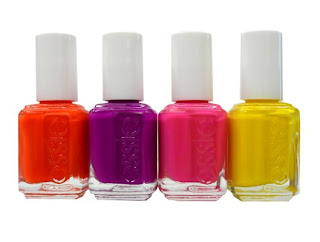 Essie Neon Nail Polish