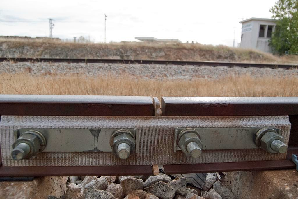 ¿Cómo funcionan los trenes?: Más fotos de aparatos de vía