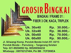 GROSIR BINGKAI / FRAME