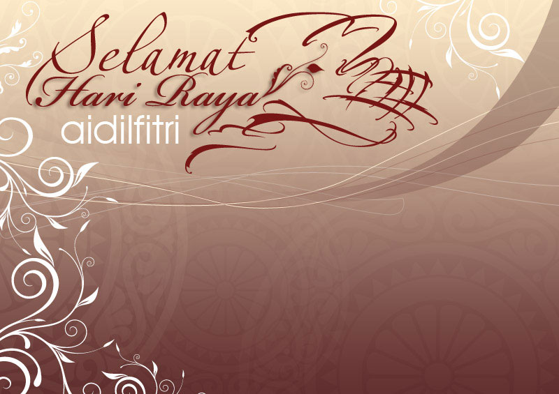Kad Raya Design Templates, Free to Download