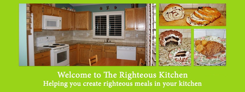 The Righteous Kitchen