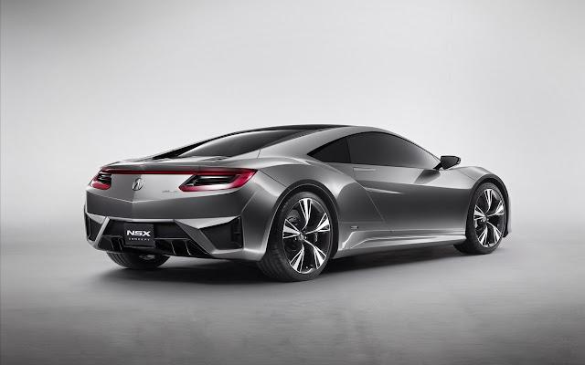 Acura Nsx Concept 3