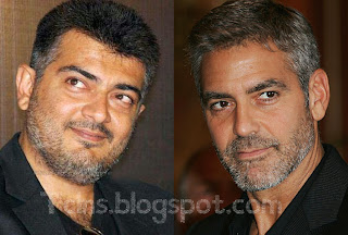 Ajith Compared to George Clooney | Says Kushboo