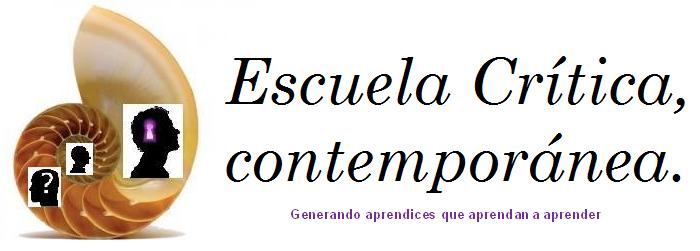 Escuela crítica contemporánea