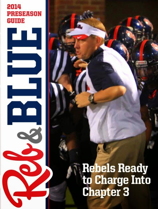Reb & Blue Football Preview