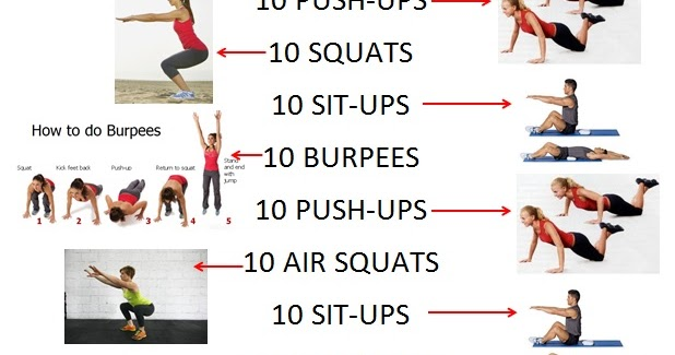 feels like running uphill some great crossfit style circuit workouts
