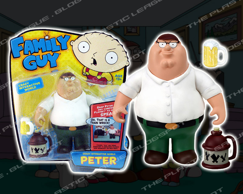 Family Guy Peter Toy : Family guy peter toy pictures to pin on pinterest daddy