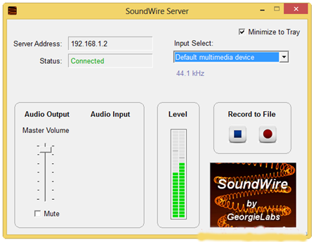 soundwire pc app