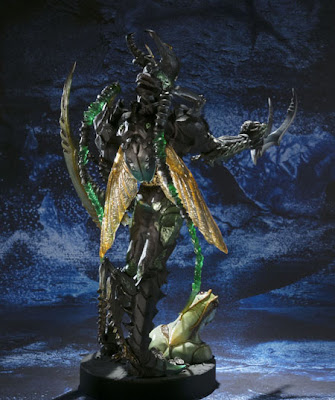 Bandai SIC Kamen Rider OOO Uva Greed Figure