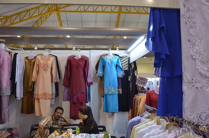 panduan jahit baju kurung | cara jahit baju kurung