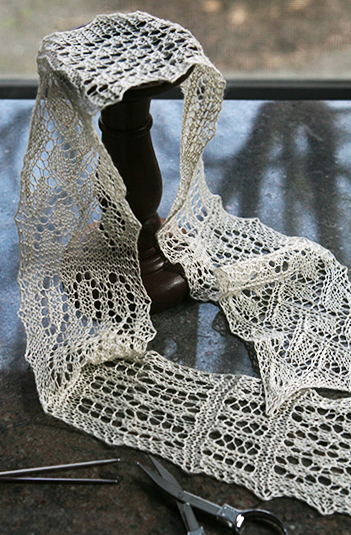 Knitting Stitches Samples : Miss Julias Patterns: Free Patterns - Lace Projects to Knit & Crochet