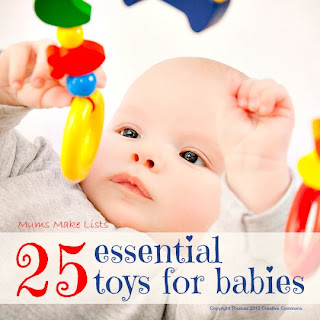 25 essentials toys