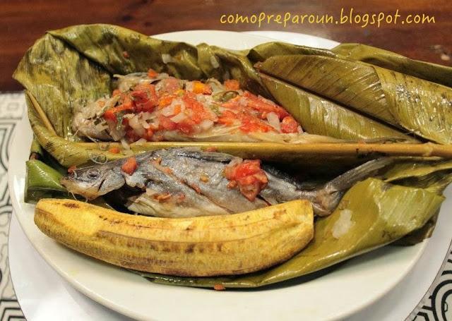 COMO PREPARO PATARASHCA - Comida de la Selva del Perú - Receta - Peruvian food - Comida de la selva peruana