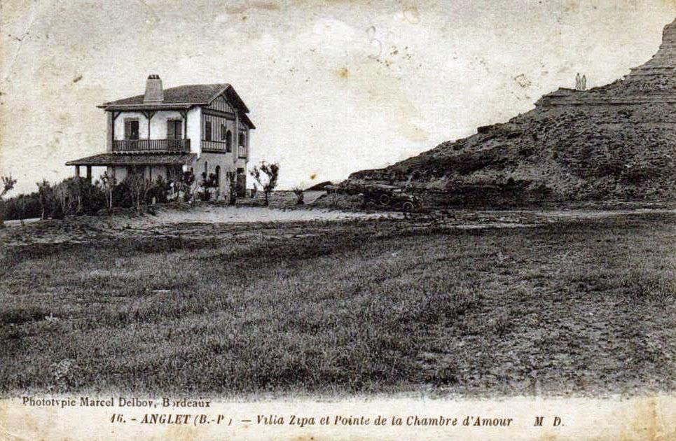 La Villa Zippa à Anglet