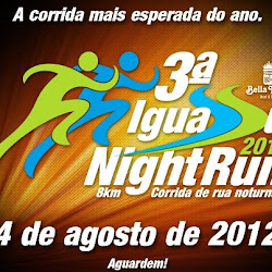 3ª IGUASSU NIGHT RUN