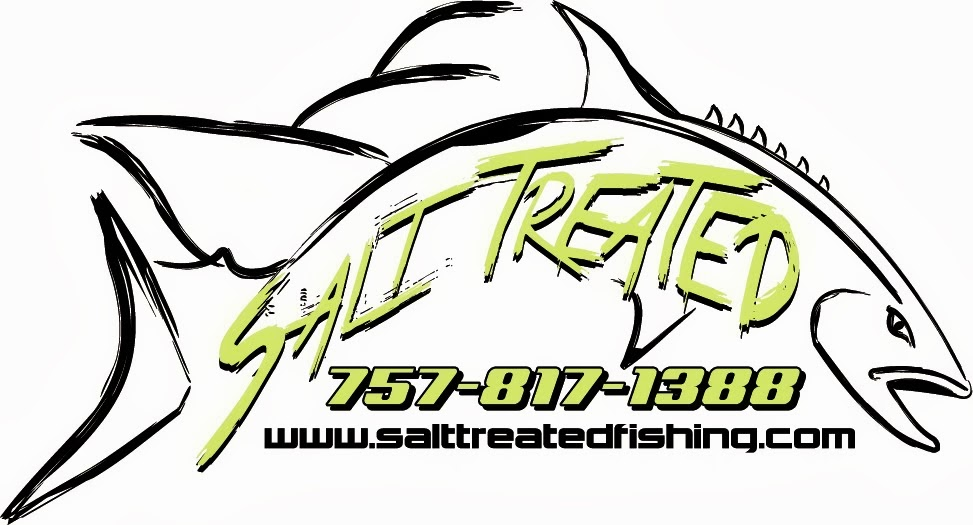 Salttreated Charter Fishing