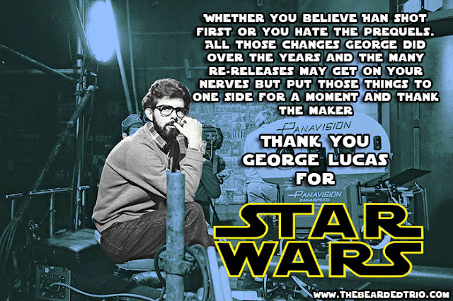 thank you george lucas