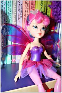 Moxie Girlz, fairy, doll