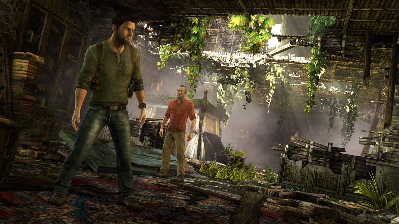 Superphillip Central Uncharted 3 Drakes Deception Ps3 Review