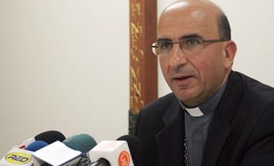 Fernando Chomali Nuevo Arzobispo de Concepcion.