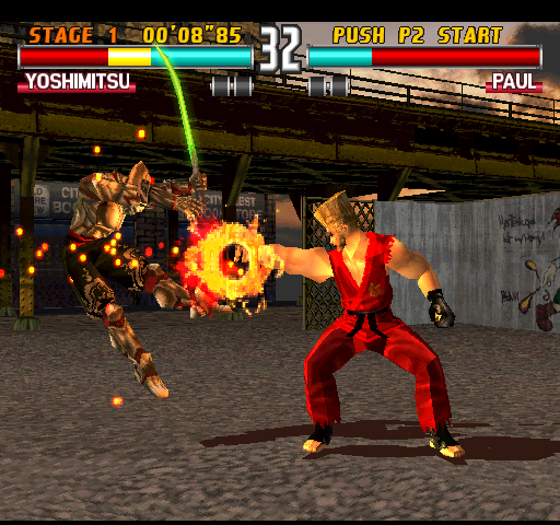 pc game tekken 3 free