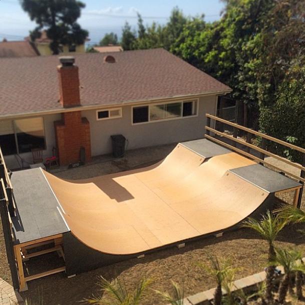 Backyard Skatepark Plans : viernes, 20 de marzo de 2015