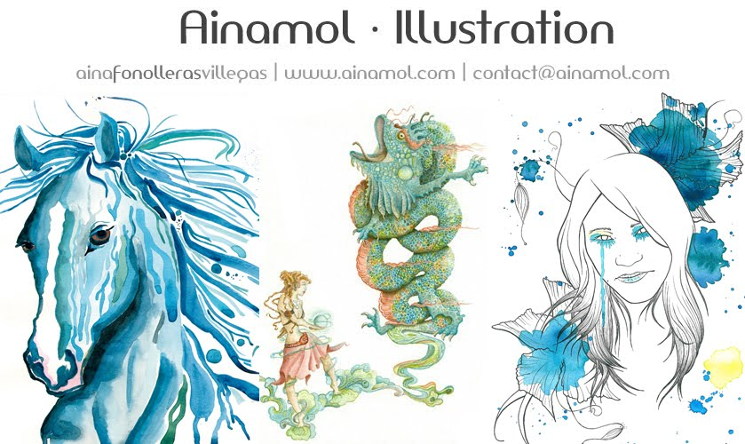 Ainamol Illustration