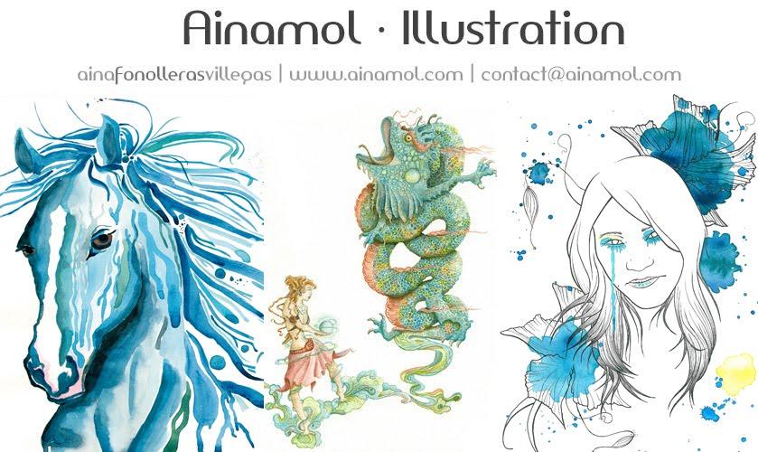 Ainamol Illustration