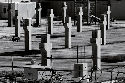 médiacité, Liège, chantier, photo © dominique houcmant