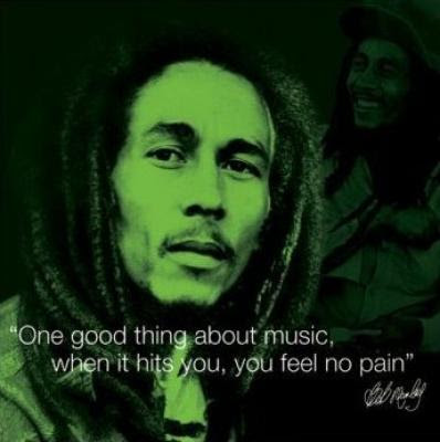 Great Quotes - Bob Marley