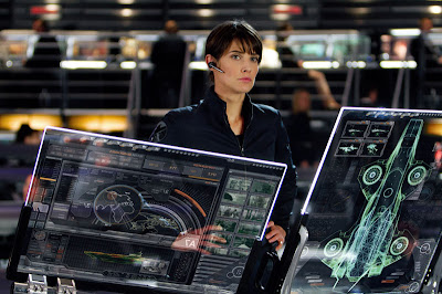 The Avengers Cobey Smulders Maria Hill
