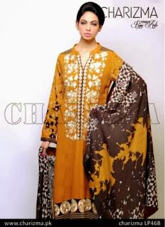Charizma Embroidered Winter Dresses
