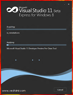 Windows 8 開發工具 - Visual Studio 11 Beta