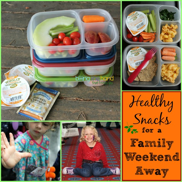 Biting The Hand That Feeds You: Packed Snacks And Lunches