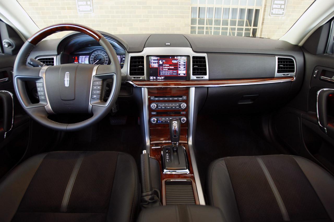 2017 Lincoln Model Mkz Hybrid