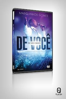 """Grande Lançamento – DVD """"Ele não desiste de você"""""""