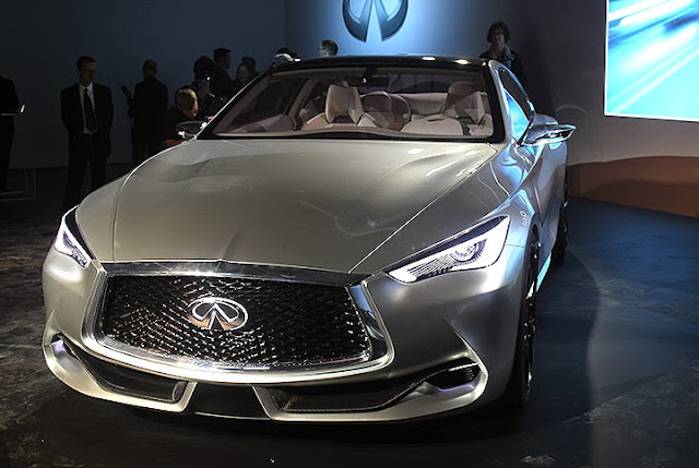 2016 Infiniti Q60 Coupe Price and Release Date