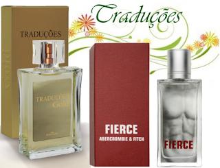 Abercrombie Fierce hinode perfumes