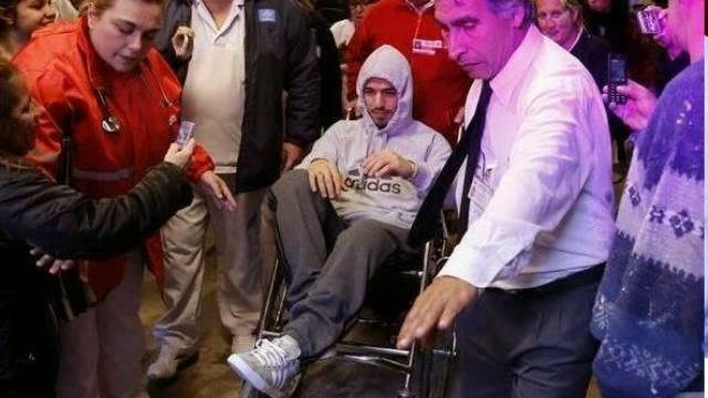 سواريز يشارك في مونديال البرازيل رغم العملية الجراحية