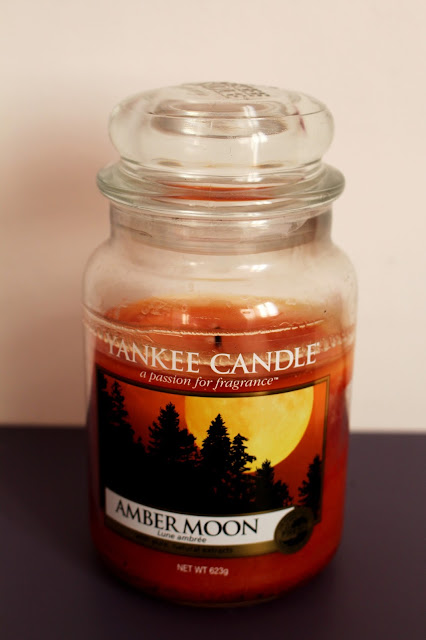 Amber Moon Yankee Candle