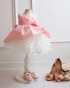 Pinky Princess Dress
