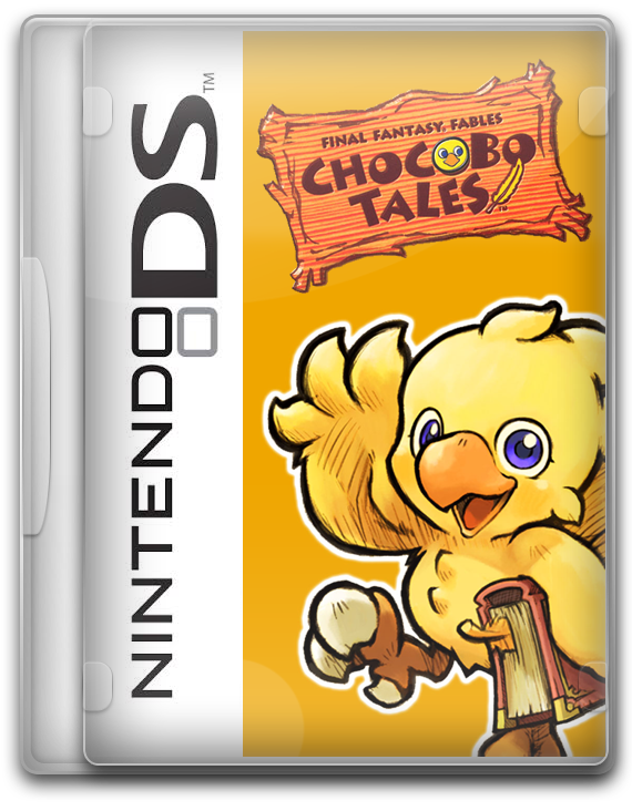 Final Fantasy Fables Chocobo Tales NDS