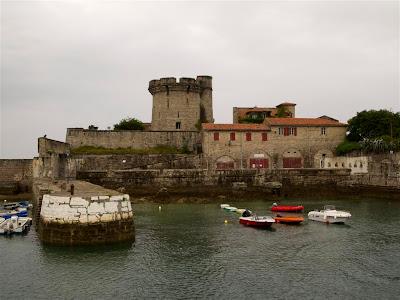 Fort Socoa de Ciboure