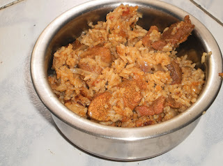 Special Mutton Biryani Recipe